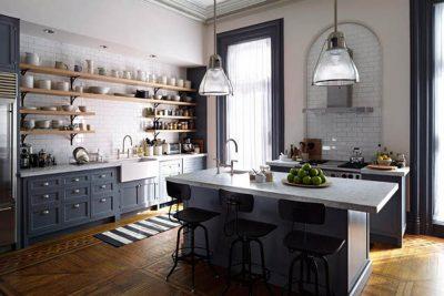 Кухня изфильма «Стажер»
