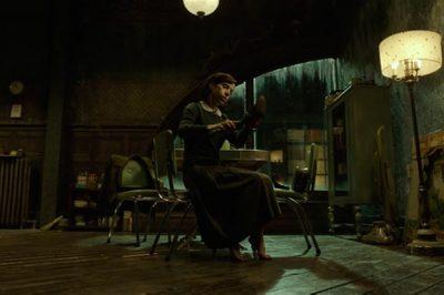 Кадр из фильма «Форма воды»
