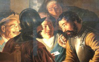 Эпоха Рембрандта и Вермеера