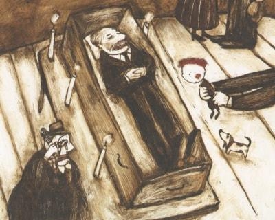 """Книга """"А дедушка в костюме?"""""""