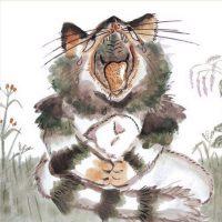 «Сказка про кота, который жил миллион раз»
