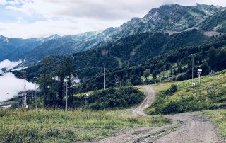Пробежки в Красной Поляне