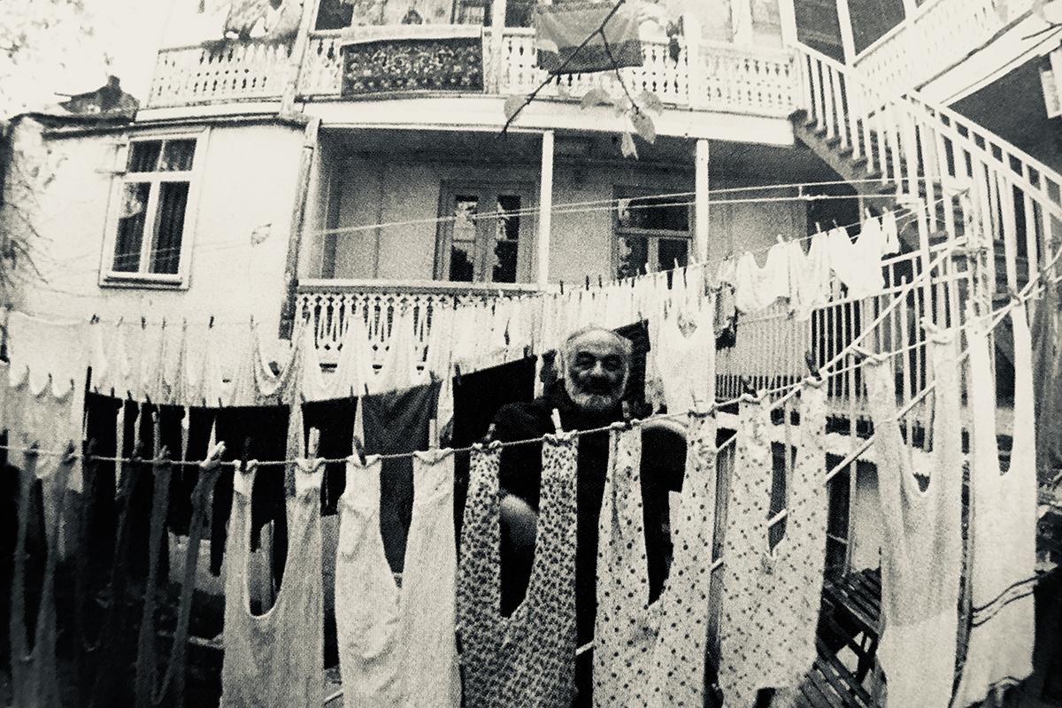 Дом Сергея Параджанова в Тбилисси   Feellini — ваш проводник в мире кино.
