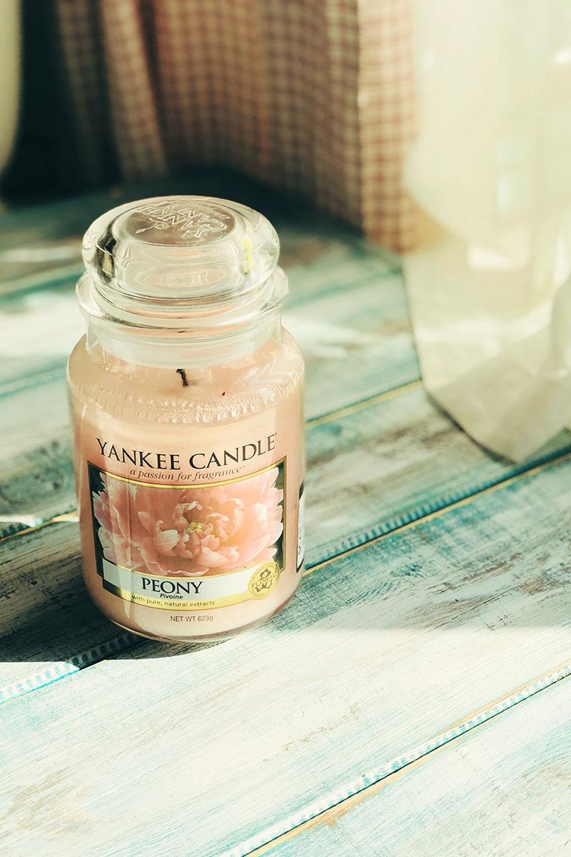 Свечка Yankee Candle