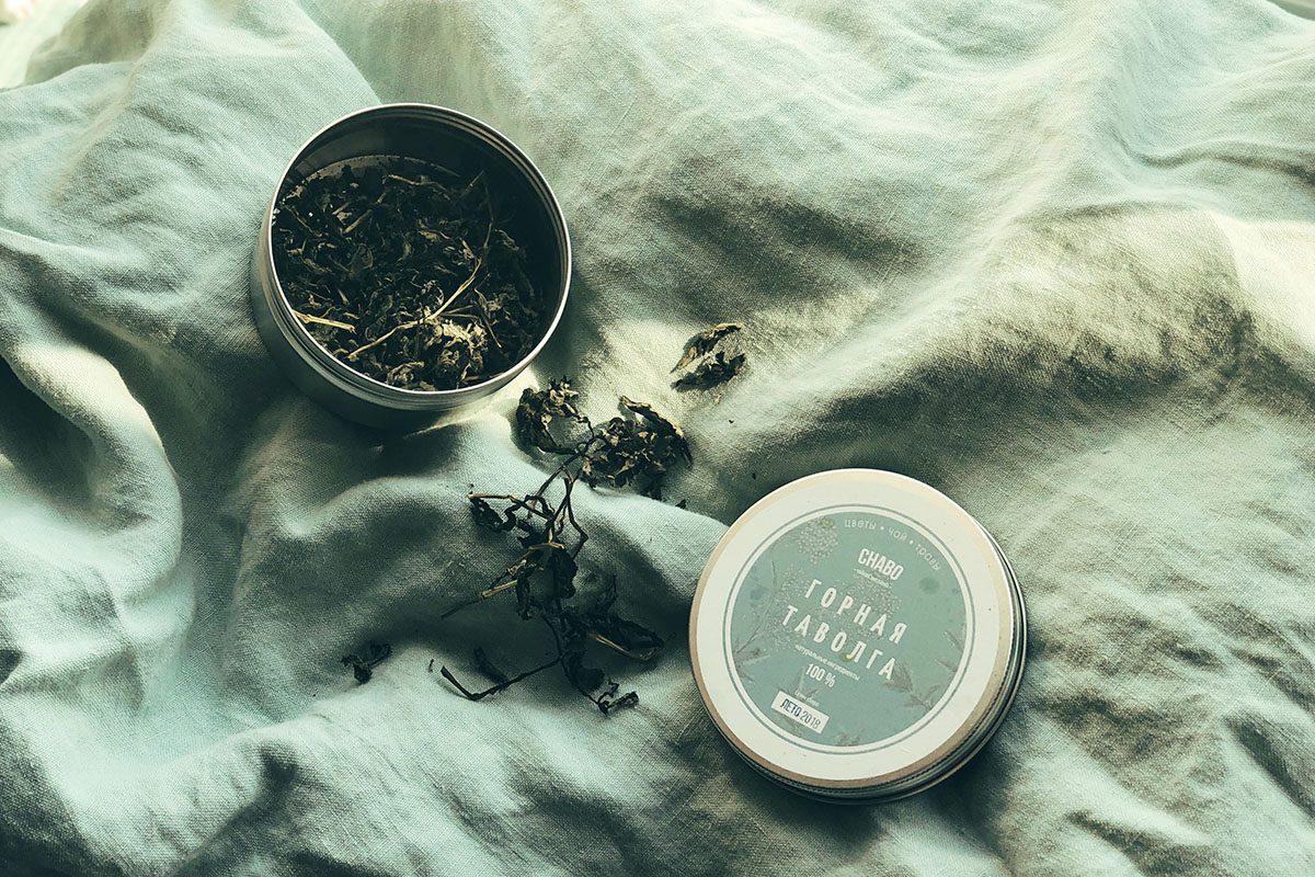 Чай Горная Таволга