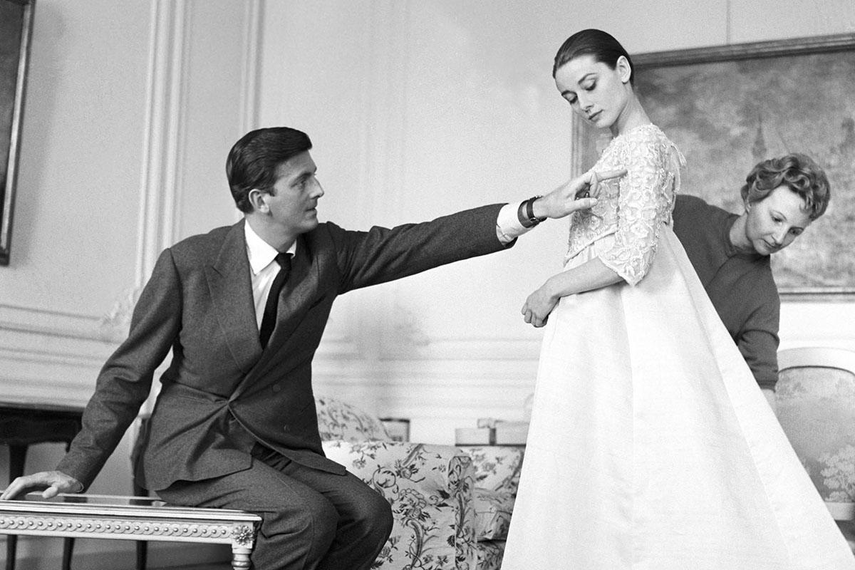 Одри Хепберн и Юбер де Живанши | Feеllini — ваш проводник в мире кино.