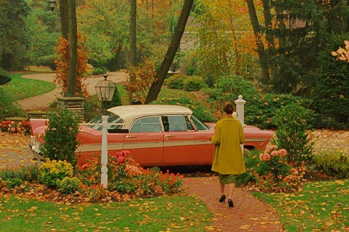 Самый красивый осенний фильм