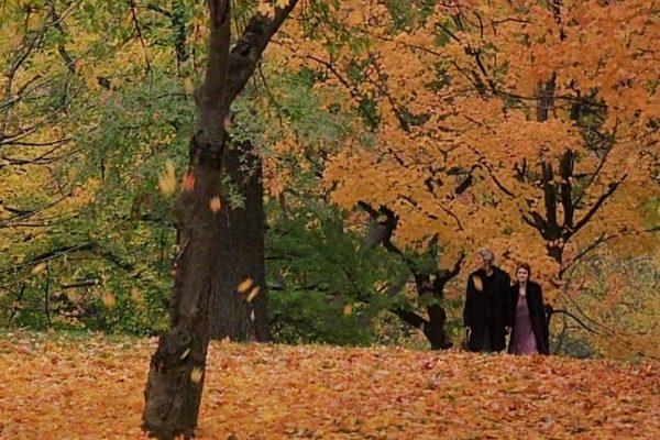 Кадры изфильма «Осень вНью-Йорке»