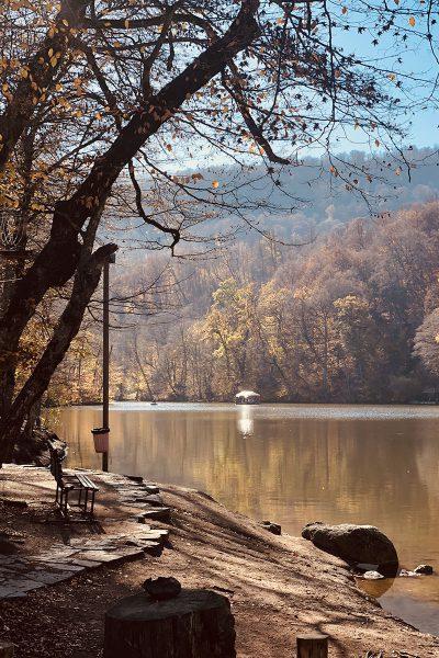 Озеро Парз. Дилижан. Армения.