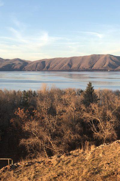 Озеро Севан. Армения.