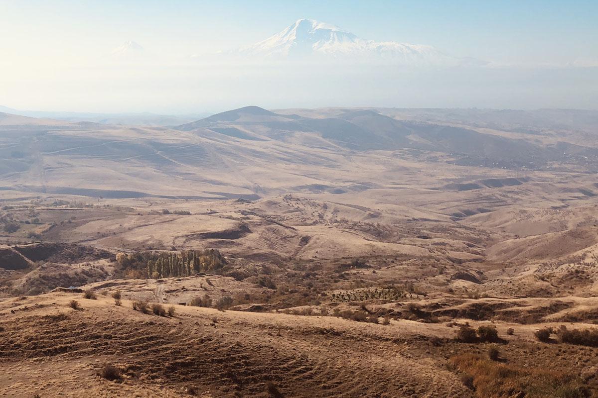 Арарат. Армения.