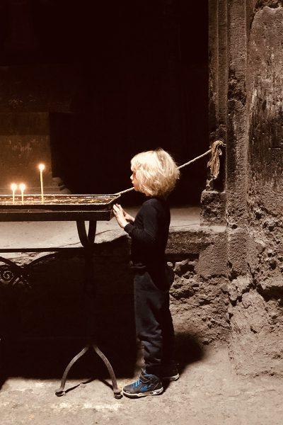 Пещерный монастырь Гегард. Армения
