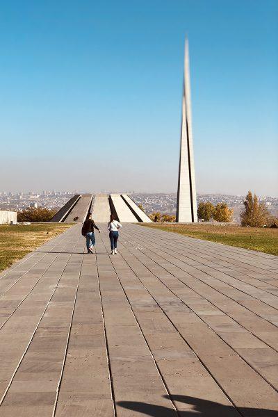 Цицернакаберд. Армения.