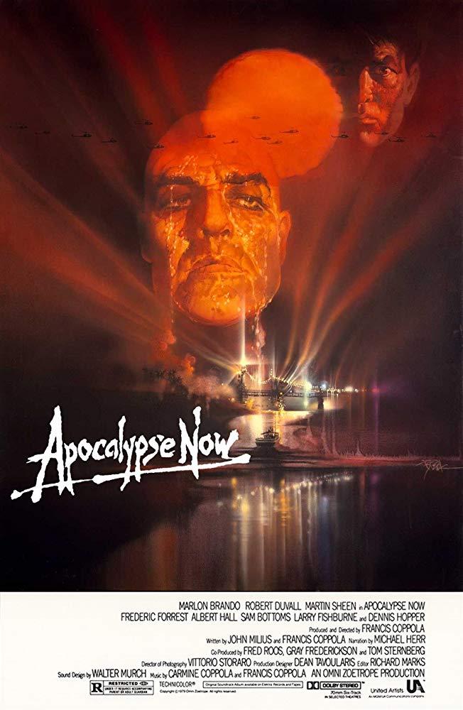 Афиша фильма «Апокалипсис сегодня»