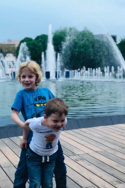 Фонтаны в Парке Горького | FEELLINI — ваш проводник в мире кино