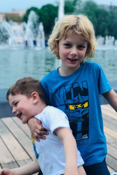 Дети в Парке Горького | FEELLINI — ваш проводник в мире кино