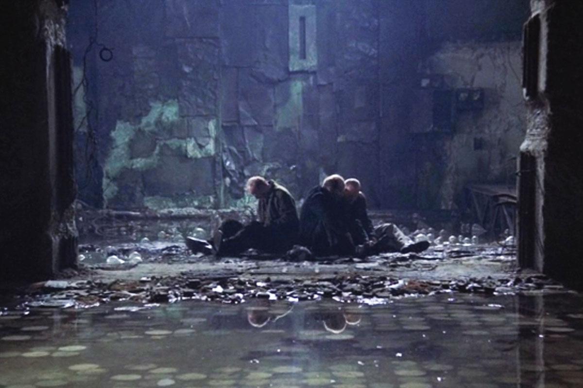 Кадр из фильма «Сталкер» | FEELLINI — ваш проводник в мире кино