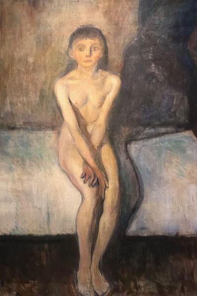 FEELLINI на выставке «Эдвард Мунк»