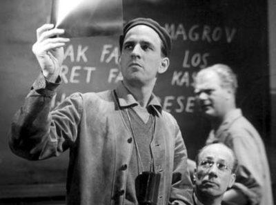 ПЕРСОНА: Ингмар Бергман   FEELLINI - Ваш проводник в мире кино