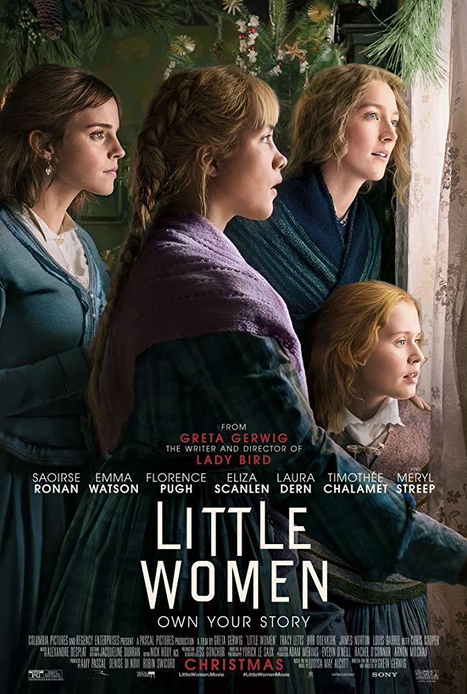 Маленькие женщины | FEELLINI - Ваш проводник в мире кино