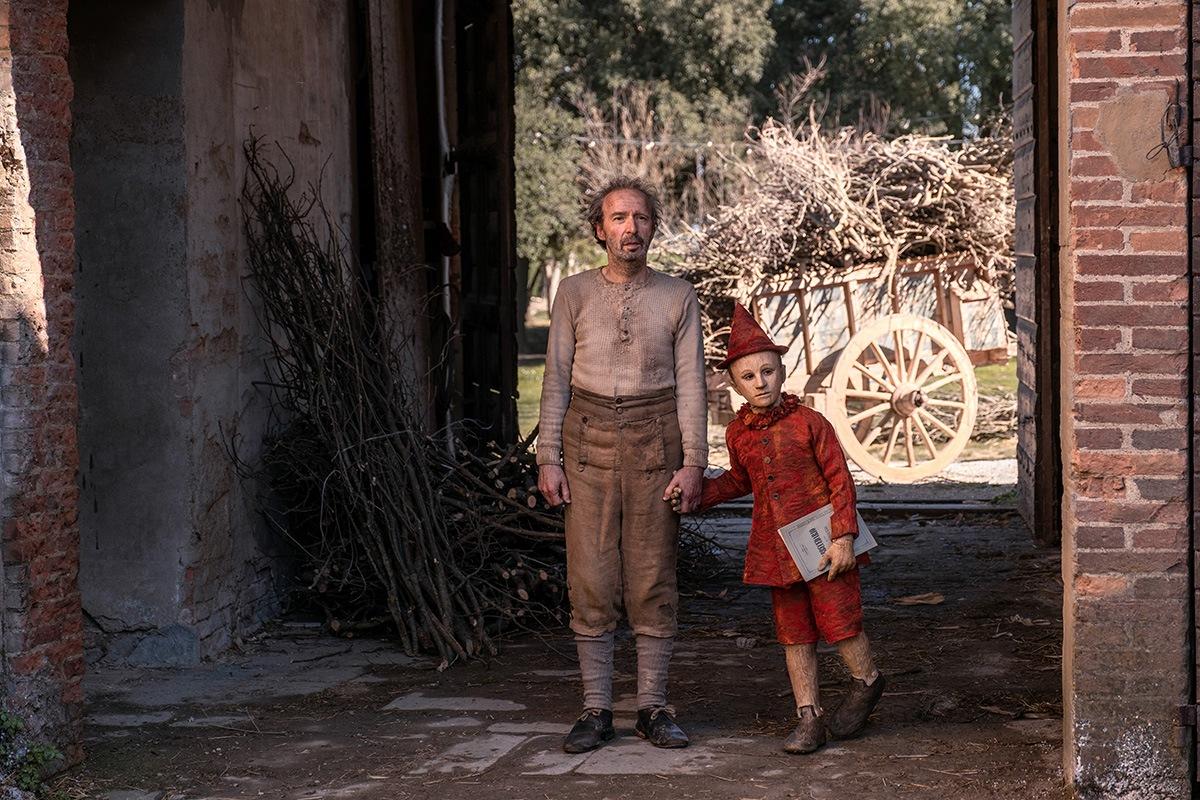 Кадр изфильма «Пиноккио»