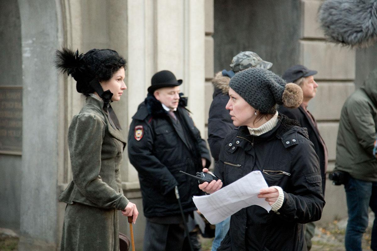 Евгения Ремизова: Профессия «второй режиссер»