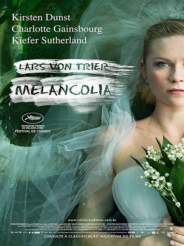 Постер фильма «Меланхолия»