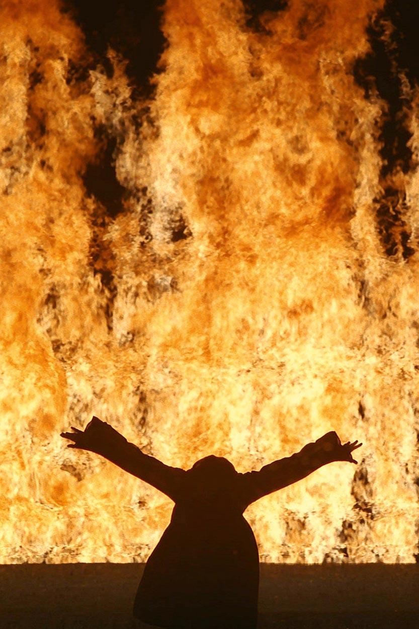 Овыставке Билла Виолы «Путешествие души»
